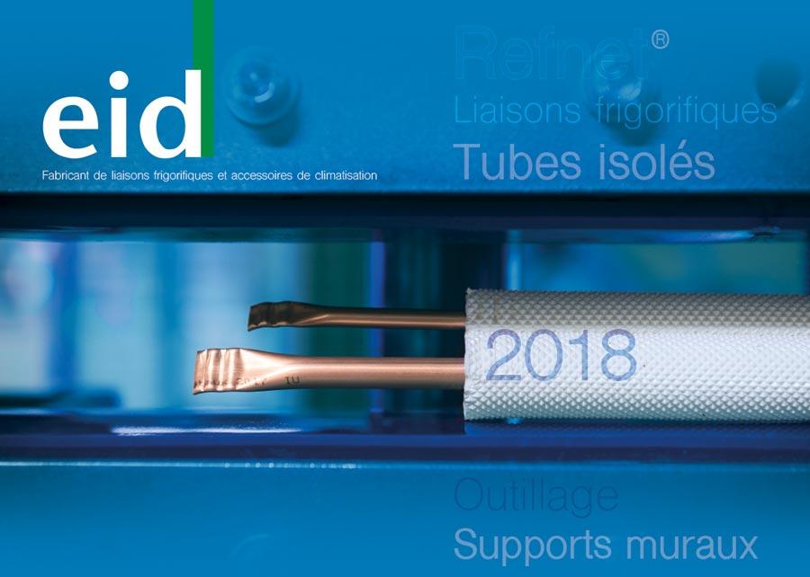 Consultez le catalogue EID 2018